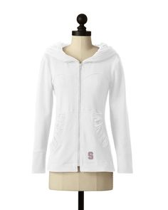 Stanford Cardinal   Hooded Comfort Jacket   meesh & mia
