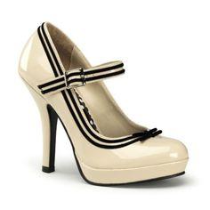 Pinup Couture Secret-15 - sexy talon hauts chaussures femmes retro plateau escarpins 35-42, US-Damen:EU-40/41 / US-10 / UK-7 Pin Up Couture http://www.amazon.fr/dp/B00A48EHFM/ref=cm_sw_r_pi_dp_1576tb1Q6Y96G