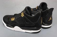 The Air Jordan 4 Royalty Debuts This Week