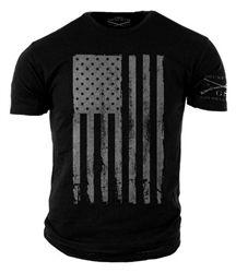 Grunt Style America - Black T-Shirt - HYDRA Tactical Supply