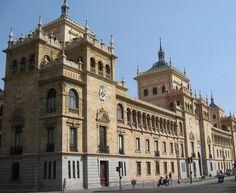 Academia de Caballeria en Valladolid (Spain)