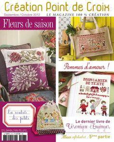 Création Point de Croix - Le Magazine 100% Création Française !