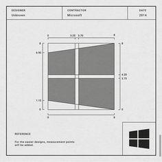 Logo do Windows 2d Design, Media Design, Mould Design, Logo Guidelines, Logo Process, Typographic Logo, Typo Logo, Logo Sign, Famous Logos