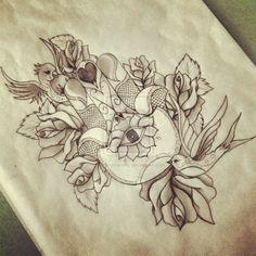 InkBrothers Hamsa by InkBrothersNL on DeviantArt Hamsa Tattoo Design, Hamsa Design, Tattoo Designs, Tattoo Ideas, Back Tattoos, Sleeve Tattoos, Tatoos, Future Tattoos, Mandela Tattoo