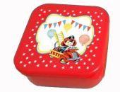 """Brotbox """"Feuerwehr"""" im Retro Design - gefunden bei Käptn Cookie im Klüngelkramshop"""