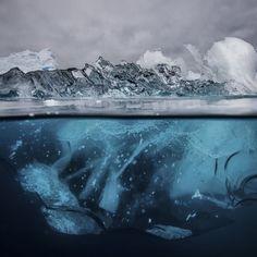 Non solo la punta dell'iceberg: cosa si nasconde sotto l'acqua