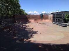 Image result for skateboard park old