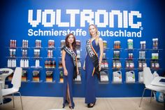 VOLTRONIC Germany debut in AUTOMECHANIKA DUBAI 2014, show casing Germany premium quality lubricant, motor oil, additive, car care and chemical.