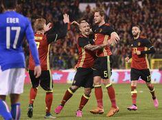 Hasil Pertandingan Belgia 3-1 Italia