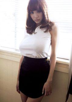 Tits In Tops » Blog Archive » Busty Asian Shion Utsunomiya