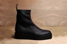 Damir Doma Crepe Soled Boots.. Simply comfortable