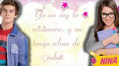 """""""Soy Luna"""" Canción: Corazón (Gastón y Nina) Carolina y Agustín / Letra -..."""