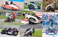 EBC Brakes' motorcycle racers gaining impressive results. Race reports from: The Dave Holden Racing Team, CIA Landlord Honda Racing Team, Luke Jones, Leon Jeacock, RAF Racing Team, Maria Costello MBE, Ewa Stunts, Davy Morgan.