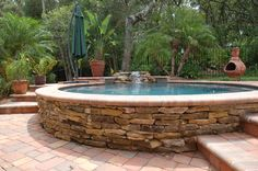 Pool Construction and Remodeling Gallery   Spool: Pool and Spa