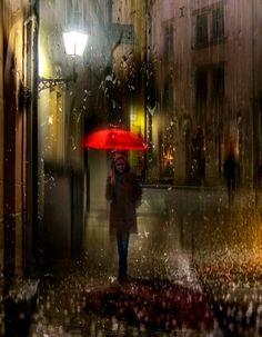 """Rain"" by Ed Gordeev"