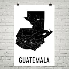 Hey, I found this really awesome Etsy listing at https://www.etsy.com/listing/487306422/guatemala-map-map-of-guatemala
