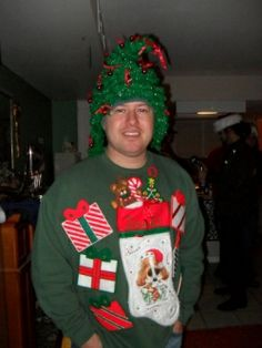 If you are having an ugly Christmas sweaters contest at your Holiday party this year; here are some ideas to get your guests excited. Ugly Christmas...