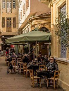 Lydra coffee shop - Nicosia, Cyprus | by Mark Joyce