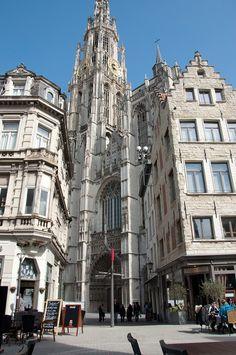 Antwerpen   Onze Lieve Vrouw Kathedraal.