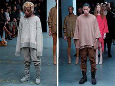 纽约大事件,Kanye West × adidas Originals 时装秀发布 | fit - 理想生活实验室旗下时尚媒体 Ted Baker Womens, Kanye West, Normcore, Adidas, London, Style, Fashion, Swag, Moda