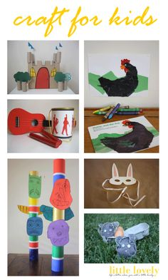 Little Lovely | Craft Projects for kids