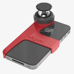 Kogeto DOT by Kogeto - The world's coolest panoramic video camera accessory | MONOQI
