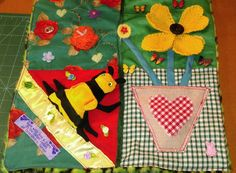 Pomade by Christchurch Fidget Ladies.  Please check out our Facebook page. Fidget Quilt Folk