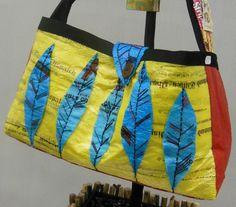 Fused plastic bag