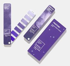 pantone announces 'ultra violet' as 2018 color of the year www.designboom.com