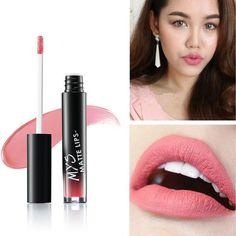 MYS Liquid Tint Lipstick Hot Sexy Colors Waterproof Long Lasting