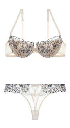20 Beautiful Spring/Summer Lingerie Sets   The Lingerie Addict: Lingerie for Who You Are