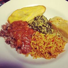 african food | ... we learned that west african food is spicier than east african cuisine Carribean Food, Caribbean Recipes, Around The World Food, West African Food, Nigerian Food, Food N, International Recipes, Tasty Dishes, Soul Food