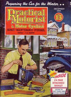 Practical Motorist & Motor Cyclist, December 1956.