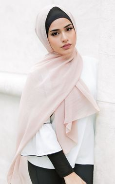 Our Solid Chiffon scarves feature a smooth, light weight polyester chiffon fabric, providing a sophisticated and classic finish to any hijab style. Textile: Polyester Chiffon Dimension: x Contour: Long Rectangle Thickness: Light Texture: Smooth Simple Hijab, Hijab Casual, Hijab Chic, Muslim Fashion, Modest Fashion, Hijab Fashion, Women's Fashion, Hijabi Girl, Girl Hijab
