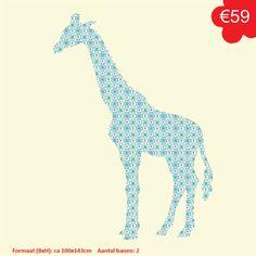 giraffe - Beest - studio POPPY | Amsterdam