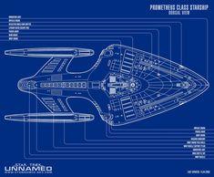 Prometheus class - Star Trek Expanded Universe - Wikia
