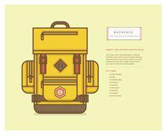 Vector Scouts by Ryan Putnam | Abduzeedo Design Inspiration