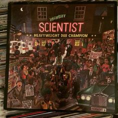 Late night space courtesy Scientist - Heavyweight Dub Champion  #NP #Scientist #rootsradics by macsuperchunk