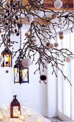 petite lanterns