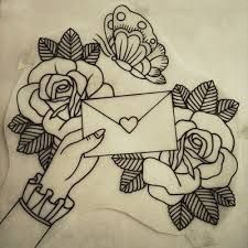 vintage style tattoo - Google Search