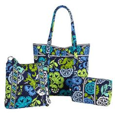 Vera Bradley - Disney Parks Collection - Collections By Disney-Large Tote
