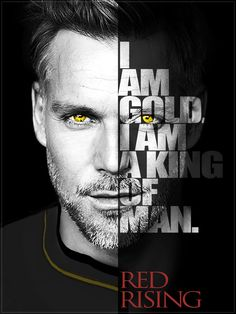 Fitchner (The Rage Knight)-Red Rising by Pierce Brown movie poster Novel Movies, Red Rising, Daughter Of Smoke And Bone, Cool Books, Broken Chain, Book Nerd, Nerd Stuff, Writing Inspiration, Book Quotes