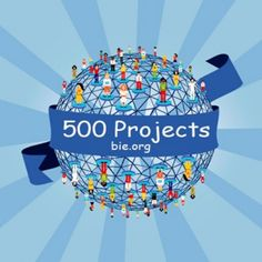 We've reached 500 projects on our Project Search (ow.ly/nPB56). We would like to acknowledge and thank all of the sources for these, which includes schools, teachers, students, parents and communities that have embraced Project Based Learning. #Education #Schools #Teachers #Students #Parents #Learning #PBL