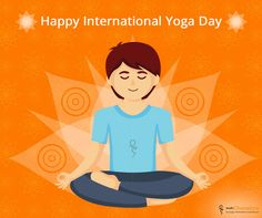 Yoga is a light, which once lit, will never dim. The better your practice, the brighter the flame. #YogaDay