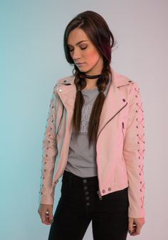 CoffeeShop Faux Leather Jacket - Women's Clothing | Buckle