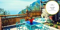 Accomodati in paradiso ...  #VillaMargherita #Homerestaurant #Positano  http://www.margheritahomerestaurant.it/