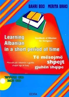 Learning Albanian in a Short Time [PDF] Pdf, Chart, Learning, Books, Libros, Studying, Book, Teaching, Book Illustrations
