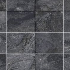 The slate-like look and texture of this vinyl flooring is great in infusing style and warmth to your home interior. Its durable nature, slip-resistant R11 property and easy maintenance make it great for all areas of your home like bathrooms, kitchen, living room, and hallways. It has a thick vinyl layer of 2.50mm and 0.20mm wear layer and comes with 5 years warranty period. Vinyl Flooring Kitchen, The Slate, Underfloor Heating, Stone Flooring, Kitchen Living, Living Room, Hallways, 5 Years, Texture