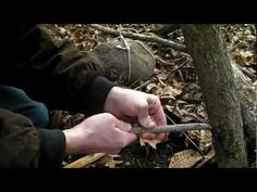 How to Make a Trip Wire Trap