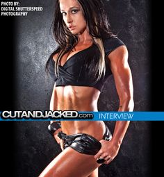 CutAndJacked.com Interview: IFBB Pro Summer Bernard | Cut and Jacked